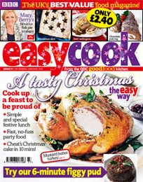 Easy Cook Magazine Logo