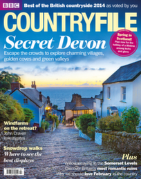 Countryfile Magazine Logo