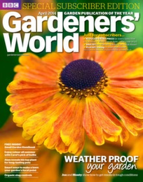 Gardens Illustrated Magazine Logo