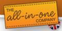 (All In One Company) Logo
