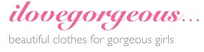 (I Love Gorgeous) Logo
