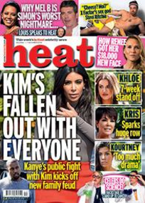 Heat Magazine Logo