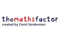 Carol Vorderman Maths Factor Logo