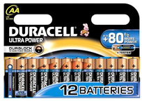 AA Batteries Logo